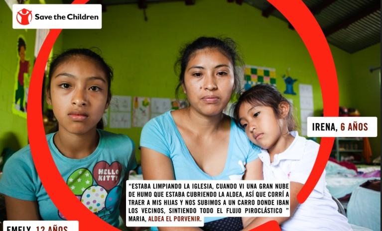 Fine Panel doa para as vítimas do Vulcão da Guatemala mais de 2.000 kits de higiene pessoal
