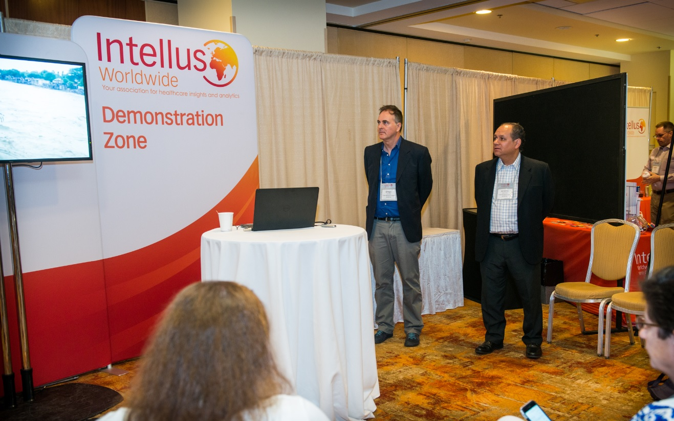 FINE exhibits and presents in Philadelphia, USA at the first Intellus Worldwide summit
